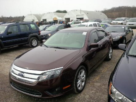 2012 Ford Fusion as low as $2,500/down